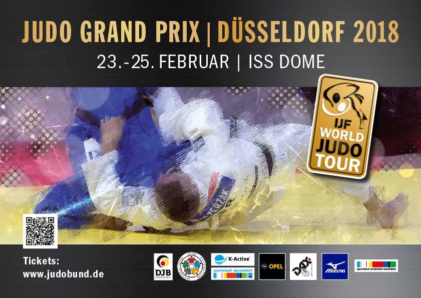 Judo Grand Slam Düsseldorf