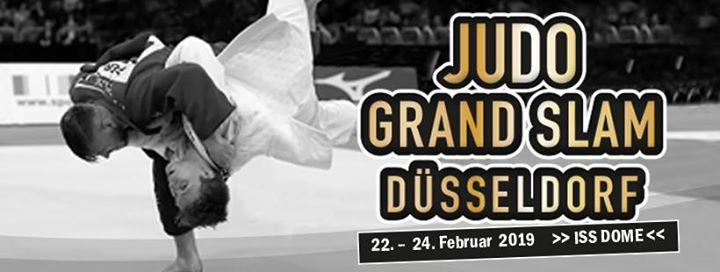 Judo Grand Slam Düsseldorf 2019